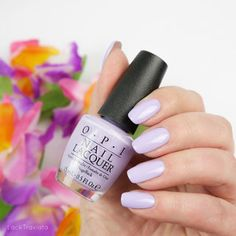 OPI • Polly Want A Lacquer • Fiji Collection • Spring / Summer 2017