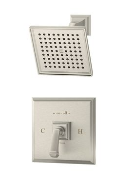 Oxford Pressure Balance Shower System with Lever Handle