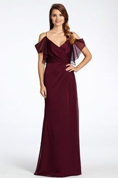US$123.39-Sexy Sleeveless Chiffon Backless Burgundy Long Bridesmaid Dress with Spaghetti Straps.  http://www.ucenterdress.com/sleeveless-spaghetti-chiffon-backless-bridesmaid-dress-pMK_100749.html.  Available in the following select color way:  Champagne, Blush, Purple, Lavender, Blue, Green, Navy, Black, Pink, and Red, Yellow,Yellow, Pastel, Orange. #UCenterDress.com  #bridesmaid
