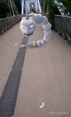 #PokémonGo  You can not passe!
