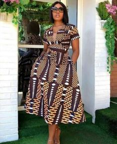 African Print Dress Designs, African Print Dresses, African Print Fashion, Africa Fashion, African Prints, African Fabric, Latest African Fashion Dresses, African Dresses For Women, African Attire