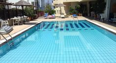 Caravel Hotel Apartments Ixiá Situated in Ixia, a lively area in the northern part of the island, this complex is 4 km from the town of Rhodes, 9 km from the airport, and only 100 metres from the beach. It offers an outdoor pool and a restaurant.