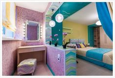 Idea for creative wall design - interior plaster and wallpaper in a unique product - Home Decoration Silk Plaster, Plaster Material, Dream Bedroom, Wallpaper S, House Colors, Neutral Colors, Wall Design, Toddler Bed, Interior Design