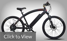 ProdecoTech is introducing Samsung battery systems, which mounted in the downtube of the frame. This new system is available in the new 2015 version 5 Phantom XR. The version 5 Phantom series also sports a more powerful 600 watt motor. Electric Bike Review, Electric Cycle, Best Electric Bikes, Electric Moped, Mountain Bikes For Sale, Best Mountain Bikes, Mountain Biking, Beach Cruiser Bikes, Bicycles