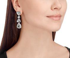 9665eaa43 Begin Pierced Earrings - Jewelry - Swarovski Online Shop Pierced Earrings,  Diamond Earrings, Swarovski