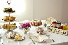 """La chica de la casa de caramelo: Tomando el té en casa: cómo preparar un auténtico """"afternoon tea"""""""