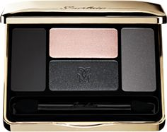 Guerlain Écrin 4 Couleurs Eye Shadow Palettes - perfect for creating a soft and smoky eye!