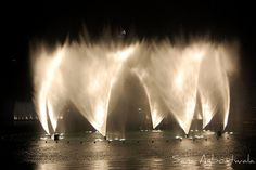 Musical Dancing Fountain - Mall of Dubai