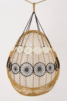 Shop the Knotted Melati Hanging Chair and more Anthropologie at Anthropologie today. Read customer reviews, discover product details and more.