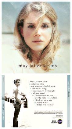 Lana Del Rey aka Lizzy Grant as May Jailer on #Sirens (unreleased 2005 2006 songs) #LDR