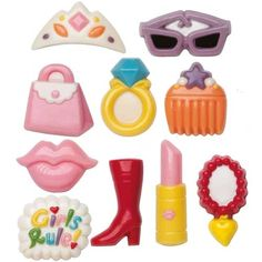 Molde Candy Melts Girl Power Chocolates, Candy Melts, Cake Pops, Girl Power, Cookie Cutters, Barbecue, 3d, Party, Mussels