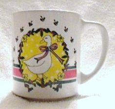 Vintage Sunny The Duck Coffee Tea Mug Cup Sunny Duck Korea http://www.amazon.com/dp/B00X9GDQYY/ref=cm_sw_r_pi_dp_18Olwb183T7EG