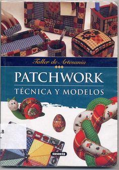 Patchwork técnica y modelos