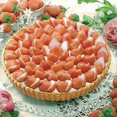 キル フェ ボンの「ストロベリーWeek!」苺を贅沢に使用した、彩り鮮やかなタルトが集結の写真8