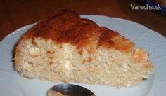 Pšenový koláč s tvarohom
