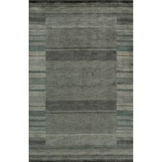 Graham Rug 7'6x9'6 Blue now featured on Fab.