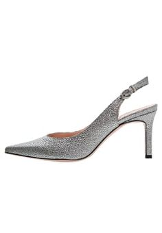 Oxitaly - STEFY - Pumps - silver