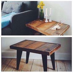 🎯✌🏼️ #coffetable #bord #plankebord #design #scandinaviandesign #indretning #interior #interiør #wood #handmade #woodwork #woodworking #snedker #sofabord #mitkbh #kbh #københavn #vesterbro