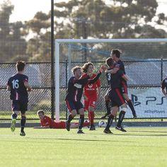 #NPLSA #PS4NPL #AdelaideUnitedFC #SouthAdelaideFC #AUvSA  0-2 #halftime