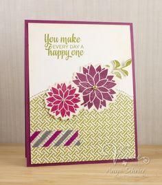 Make Everyday Happy - Verve Stamps Inspiration Gallery
