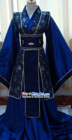 Ancient Chinese Prince Costume Complete Set