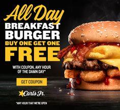 Imagini pentru the breakfast burger