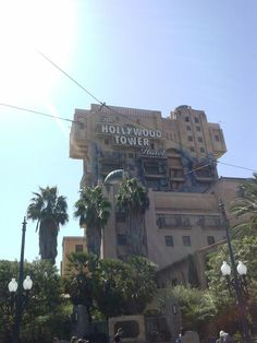 Tower of Terror..Sept 2014