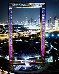 i will go to dubai…i wish from – Creating a bridge between the past and the present, and standing at 150 metres high, Frame is one of the city's newest aesthetic and architectural landmarks, serving as an observatory with stunning views of Old. Dubai Tourism, Dubai Travel, Architecture Company, Amazing Architecture, Islamic Architecture, Interior Fit Out, Luxury Interior, Living In Dubai, Interior Design Images