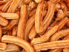Spanje-recepten: Churros