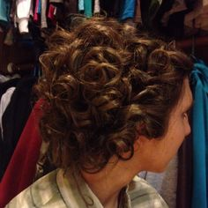 Old Fashioned Hair Style 20