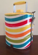 indian tiffin carrier tiffin box enamelware handpainted pinterest boxes and indian. Black Bedroom Furniture Sets. Home Design Ideas