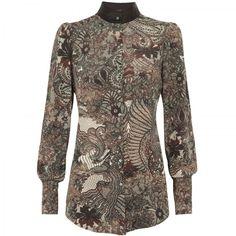 McQ Paisley blouse
