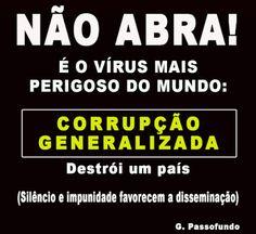 GERALDO PASSOFUNDO: NÃO ABRA!
