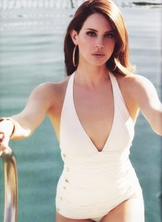 """Lana del Rey - It's taken me a long time, but her hazy, affected vocals have grown on me--to a point. I like songs like """"Million Dollar Man"""" and """"Off to the Races"""" well enough, but she should leave the ethereal to Florence Welch."""