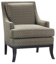Highland House Furniture: 1013 - COREY CHAIRHighland House Upholstery  COREY CHAIR 1013 W: 27 in    D: 34 in    H: 37 in