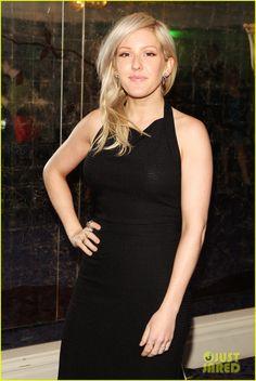 Celeb Diary: Ellie Goulding @ 2013 Jameson Empire Awards
