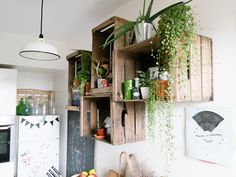 Aujourd'hui, je vous fait découvrir quelques bouts de ma nouvelle cuisine avec Smart Tiles, des carrelages adhésifs muraux. Vous aimez?