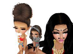 imvu girls kid avatar | IMVU: My avatar page: Guest_lMsBeautyl