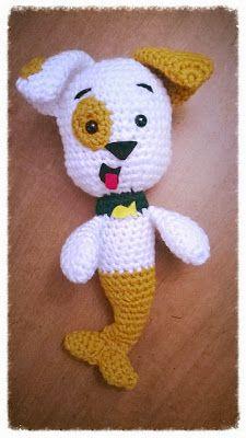 Yarn Bending: Bubble Puppy