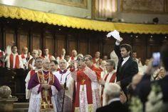 19 settembre, ore 9.41 - Duomo di Napoli: il miracolo è compiuto.   © Machi di Pace