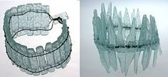 Image result for recycled glass jewelry