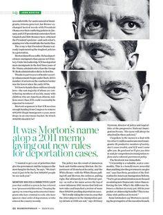 This would like nice in a newspaper layout. Washingtonian Magazine - Metaleap Creative