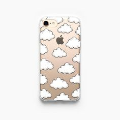 iPhone 7 geval wolken iPhone 6 Case iPhone 7 Plus Case iPhone Cell Phone Covers, Diy Phone Case, Iphone 7 Plus Cases, Iphone Phone Cases, Iphone 7 Plus Tumblr, Iphone 6 S Plus, Funda Iphone 6s, Coque Iphone, Cute Cases