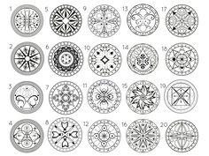 Was brauche ich?: Welches Mandala spricht dich an? Es verrät dir, was in deinem Leben jetzt wichtig ist - BRIGITTE