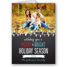 Holiday Cards / Christmas card