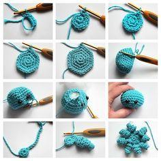 Wonderful Images Cute crochet octopus Ideas Ravelry: Mini Amigurumi Octopus pattern by Sarah Hearn Octopus Crochet Pattern, Crochet Patterns Amigurumi, Crochet Dolls, Crotchet Patterns, Crochet Gifts, Cute Crochet, Crochet Pikachu, Mini Amigurumi, Amigurumi Doll