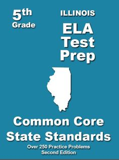 5th Grade Illinois Common Core ELA