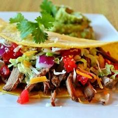 Green Chile Beef Tacos Allrecipes.com