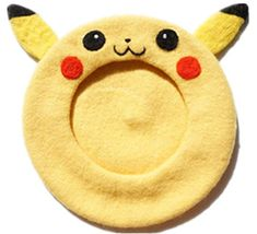 Kawaii Clothes, Diy Clothes, Pikachu, Pokemon, Winter Love, Cute Hats, Kawaii Fashion, Love Gifts, Sewing Projects