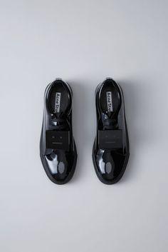 Adriana Patent, Black, 375x